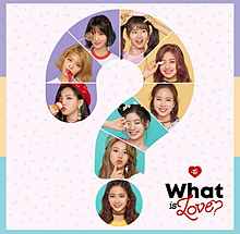 TWICE  What is love?の画像(isに関連した画像)