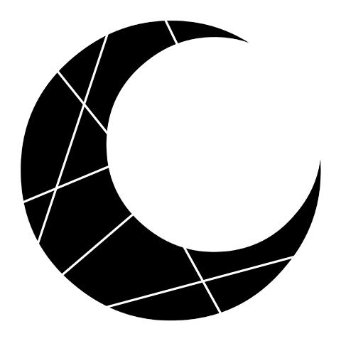 月加工素材の画像(プリ画像)