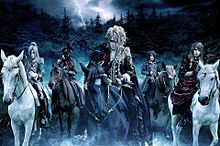 Versaillesの画像(プリ画像)