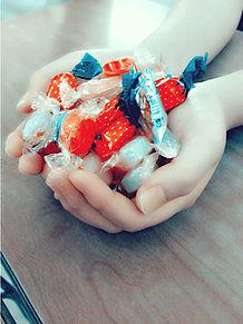 キャンディー プリ画像