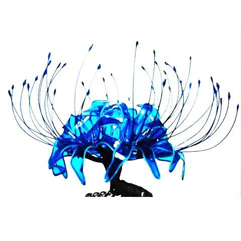 は 鬼 滅 と 彼岸花 の 青い 刃