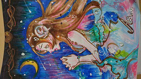 ウィッチテイル アクア姫の画像(プリ画像)