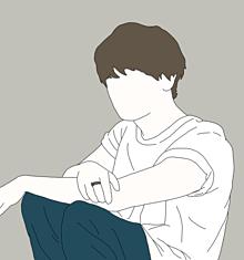知念侑李 線画の画像(線画イラストに関連した画像)