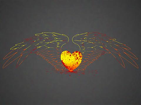 ハートの画像(プリ画像)