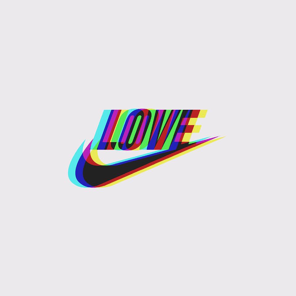 ペア画 Nike