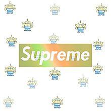エイリアン Supremeの画像(リトルグリーンメンに関連した画像)