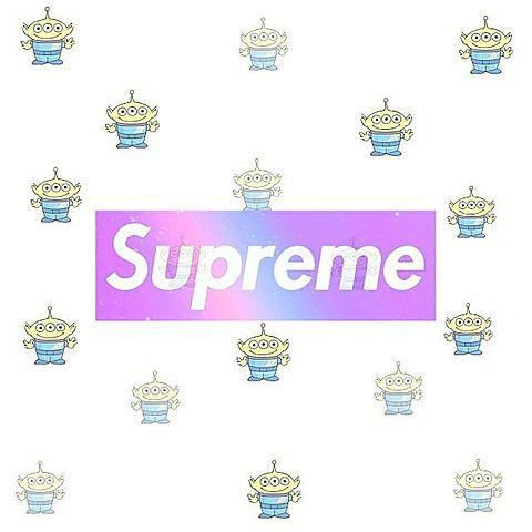 エイリアン Supremeの画像 プリ画像