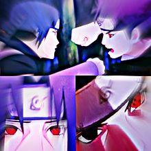 イタチ&シスイの画像(プリ画像)