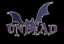 UNDEAD ロゴ 背景透過の画像(大神晃牙に関連した画像)