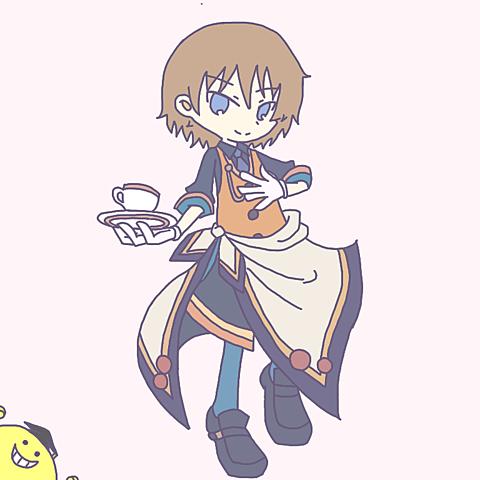 お茶はいかが?の画像(プリ画像)