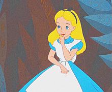 不思議の国のアリス プリ画像