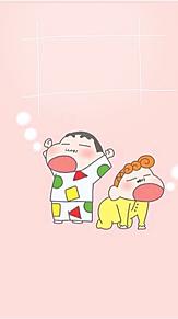 クレヨンしんちゃん  壁紙 プリ画像