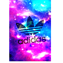 adidas、ディズニー プリ画像