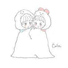 ♡♡♡の画像(Caho/絵/イラストに関連した画像)