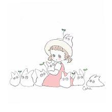 ♡♡♡の画像(イラスト 女の子 素材に関連した画像)