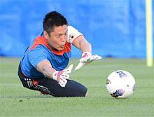サッカー日本代表 川島永嗣 プリ画像