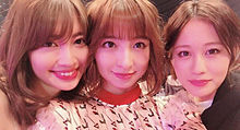 小嶋陽菜 こじはる 篠田麻里子 前田敦子の画像(プリ画像)