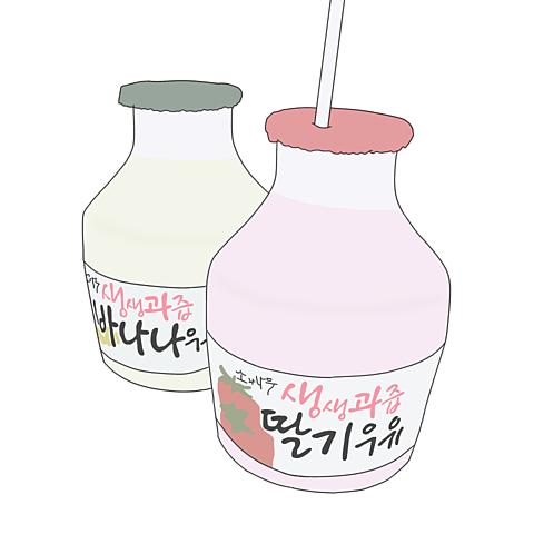 韓国 ジュースの画像 プリ画像