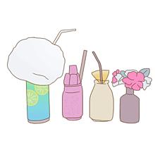 ジュースの画像(飲み物に関連した画像)