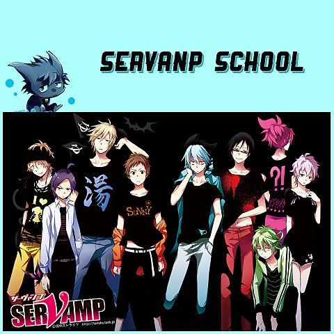 SERVANP SCHOOL-ルールの画像(プリ画像)