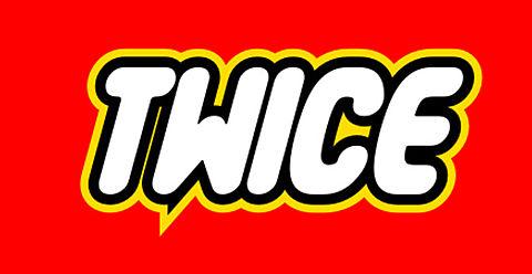 TWICEロゴの画像(プリ画像)