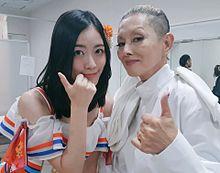 松井珠理奈×夏木マリの画像(夏木マリに関連した画像)