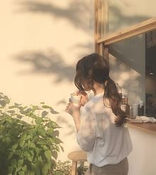 girlの画像(飲み物に関連した画像)