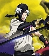 BLEACH  コクトー 黒刀の画像(プリ画像)