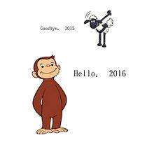 A Happy New Year!✨の画像(ひつじのショーンに関連した画像)
