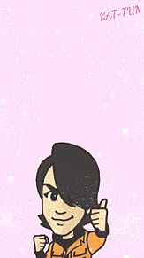 亀梨和也でスマホ壁紙作ってみた(öᴗ<๑) プリ画像