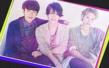 KAT-TUNで画像加工してみた(*´ω`*)の画像(KAT-TUNに関連した画像)
