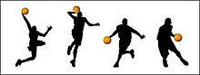 バスケ イラストの画像(プリ画像)