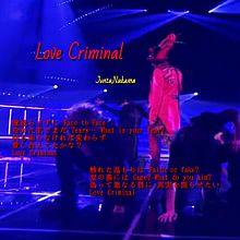 Love Criminal プリ画像