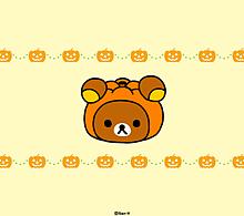Halloween Rilakkumaの画像(コリラックマに関連した画像)