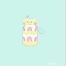 缶ケーキの画像(ケーキに関連した画像)