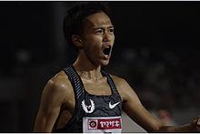 大迫傑 日本選手権の画像(プリ画像)