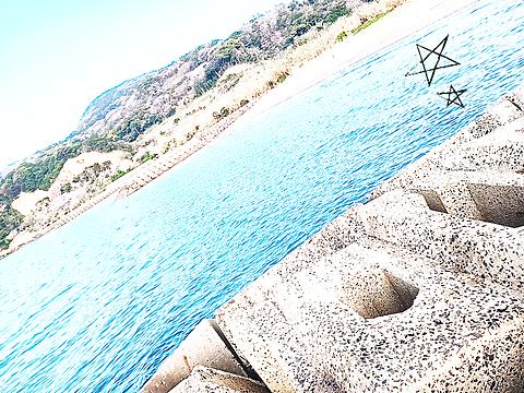 きれいな海🌊の画像(プリ画像)