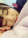 睡眠中 プリ画像