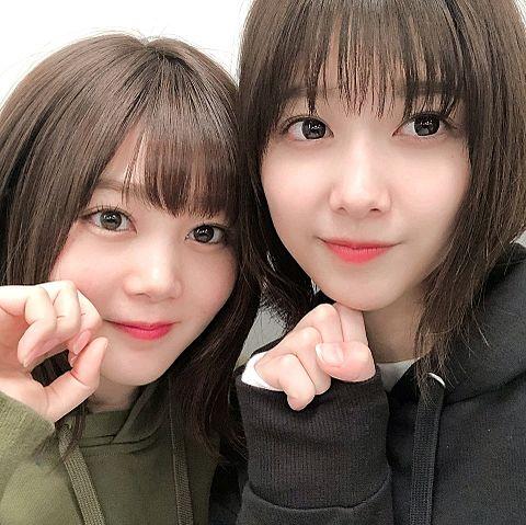 Ozeki Rika & Watanabe Risaの画像(プリ画像)