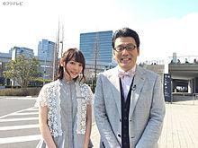 花澤香菜さんinめざましテレビ(*^_^*)の画像(プリ画像)