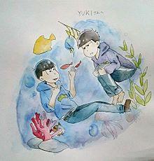 YUKIさんリクエスト  色松の画像(プリ画像)