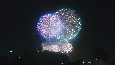 花火大会!の画像(プリ画像)