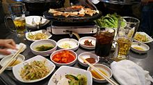 サムギョプサルの画像(韓国料理に関連した画像)