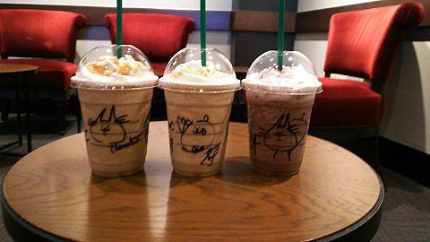 スターバックスコーヒーの画像 プリ画像