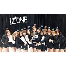 IZONEの画像(宮脇咲良に関連した画像)