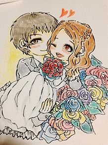 wedding色紙の画像(プリ画像)