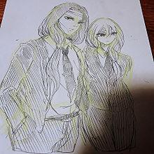 黒裂とリゼルちゃんの画像(リゼルに関連した画像)