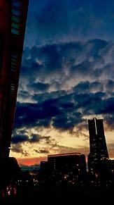 空を見上げて💙 プリ画像