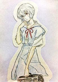綾波レイの画像(プリ画像)