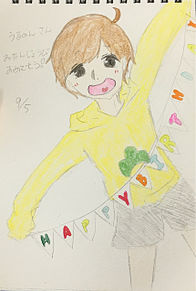 Happy Birthday❤の画像(プリ画像)